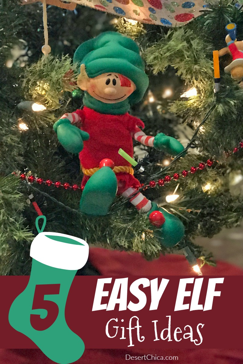 Lego Advent Calendar Ideas : Easy elf gift ideas desert chica