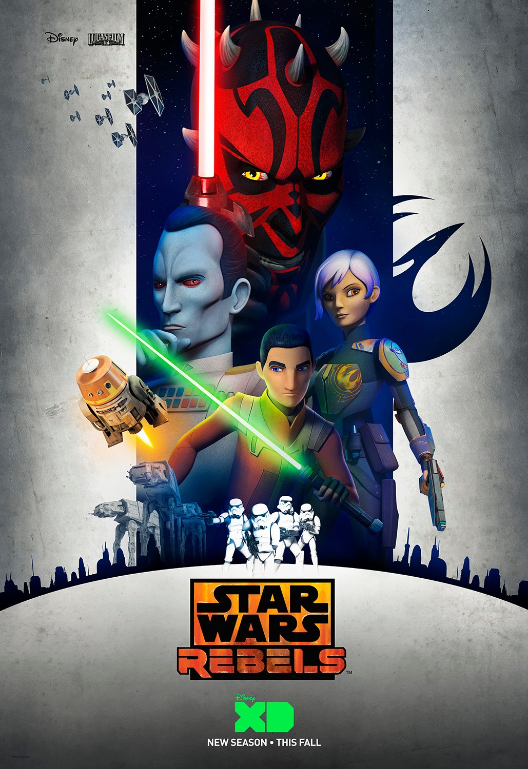 Star Wars Rebels Dave Filoni