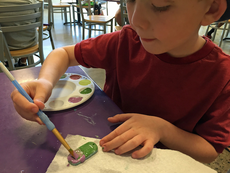 As You Wish Pottery - things to do with kids in Phoenix