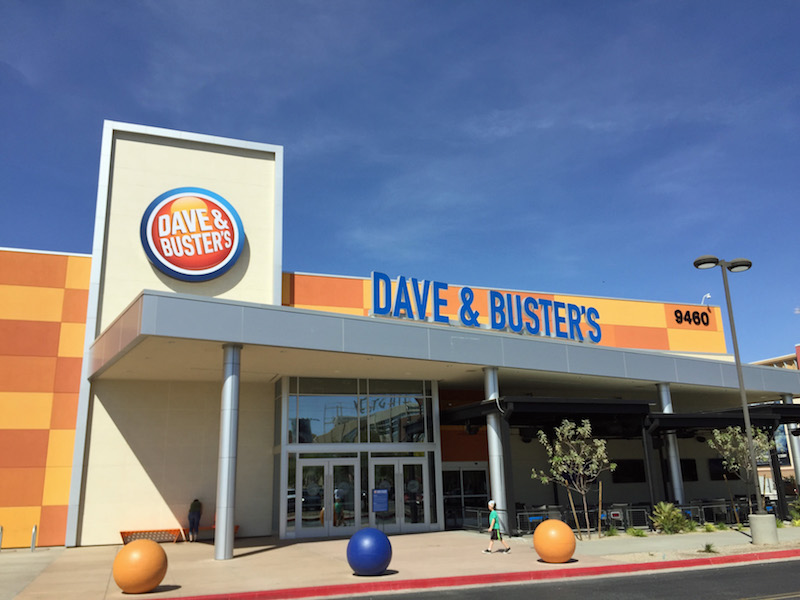 Dave Busters - things to do with kids in Phoenix