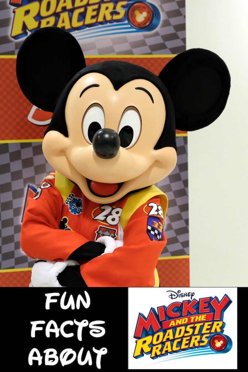 Introducing Mickey And The Roadster Racers Desert Chica