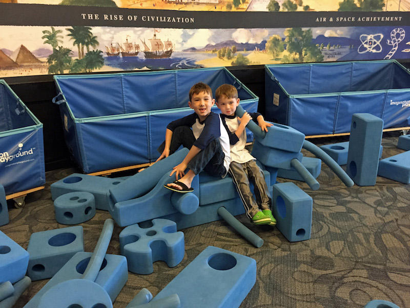 Challenger Space Center - things to do with kids in Phoenix