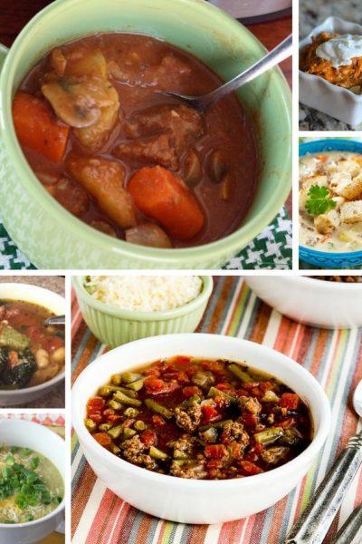 30 Instant Pot Soup Recipes