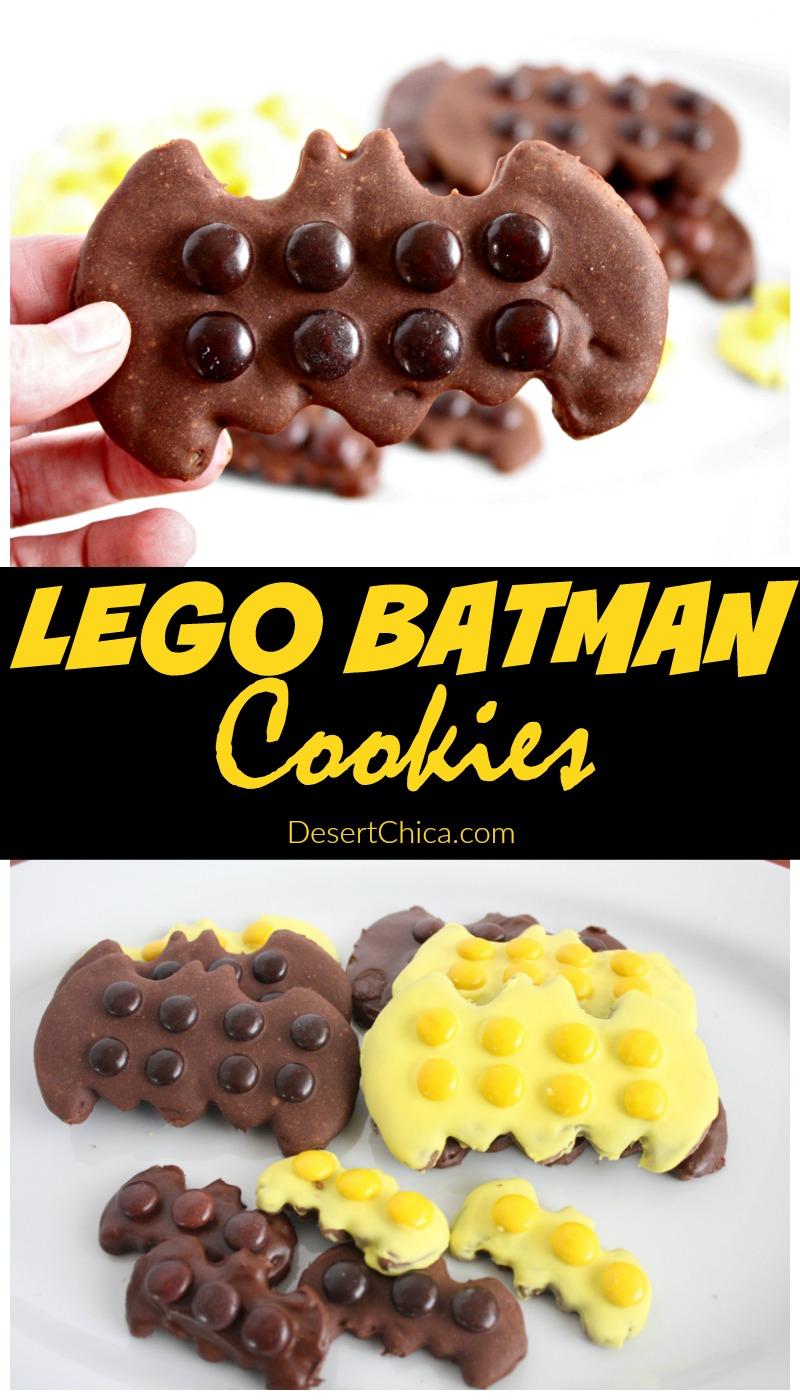 Fun for LEGO Batman party or for the LEGO Batman movie.