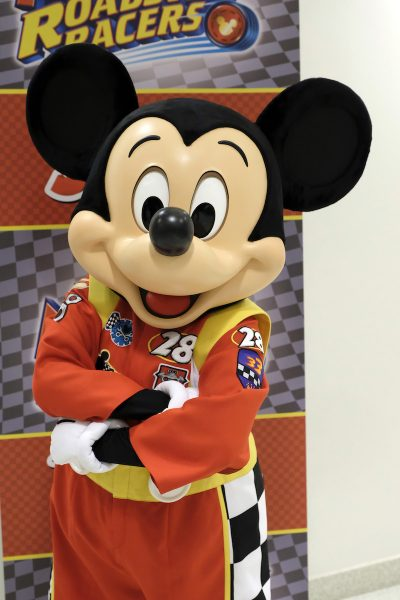 Introducing Mickey and The Roadster Racers