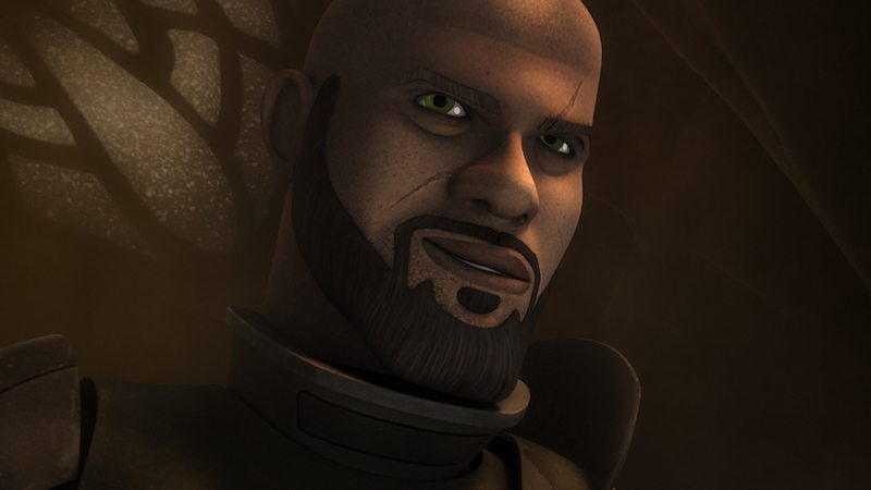 Star Wars Rebels Saw Guerra