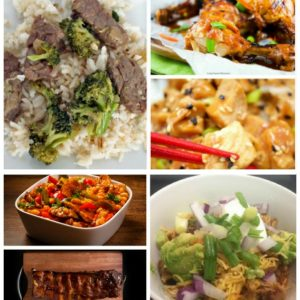 30 Instant Pot Chinese Takeout Recipes