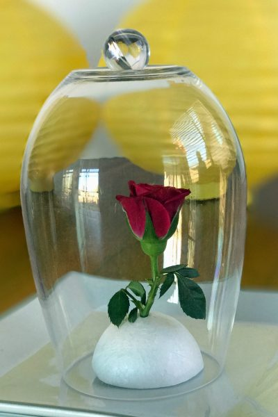 DIY Bell Jar | Beauty and the Beast Party Idea