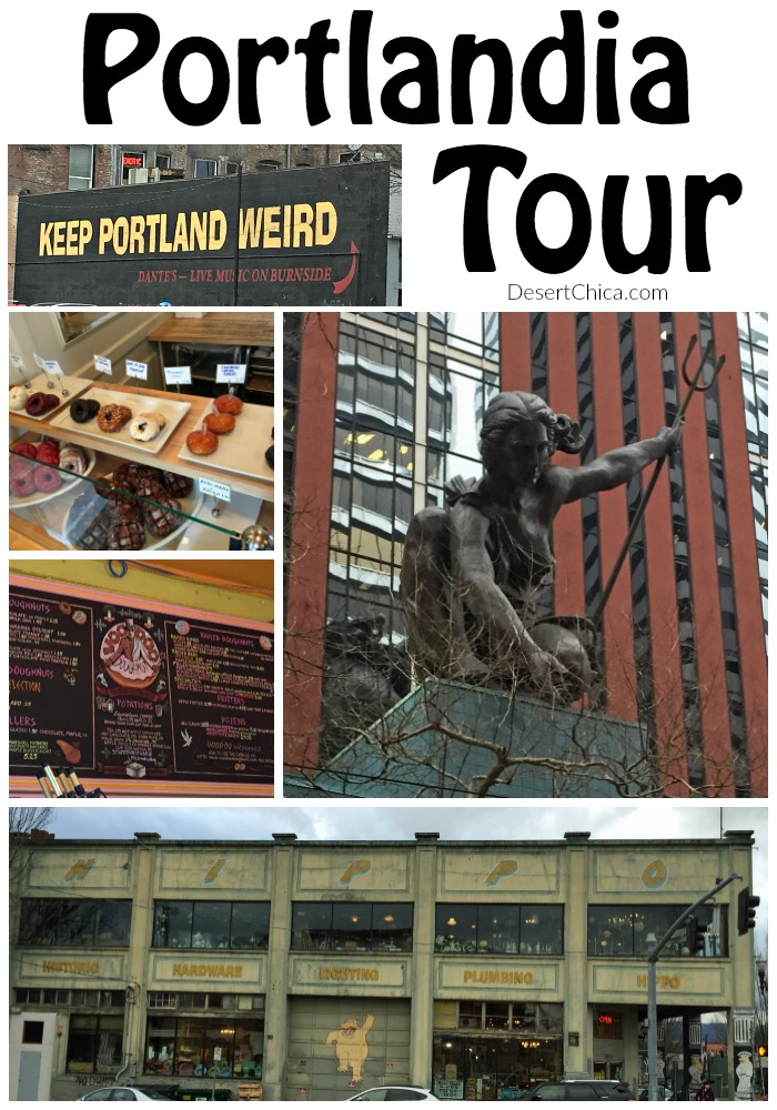 Interested in taking a Portland Tour on your next visit? Don't miss the Portlandia Tour which includes unique stops and local history.