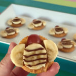 Peanut Butter and Banana Bumble Bees