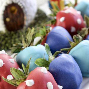Smurf Party Idea: Smurfberry Recipe