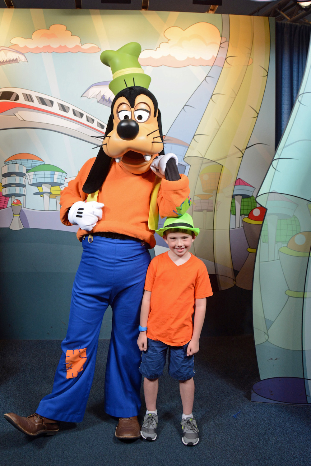 An easy way to pack in more fun on a Disney trip is by disneybounding. Check my adorable disneybounding ideas for kids, my boys had a lot of fun with it.