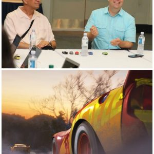 Cars 3 Facts from Director Brian Fee & Producer Kevin Reher