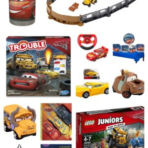 Cars 3 Gift Guide