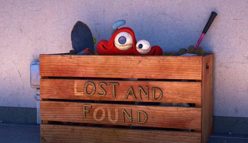 Pixar's Lou