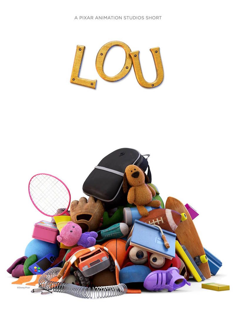 Don't miss these fun facts about Pixar's Lou, showing right new before Disney's Cars 3.