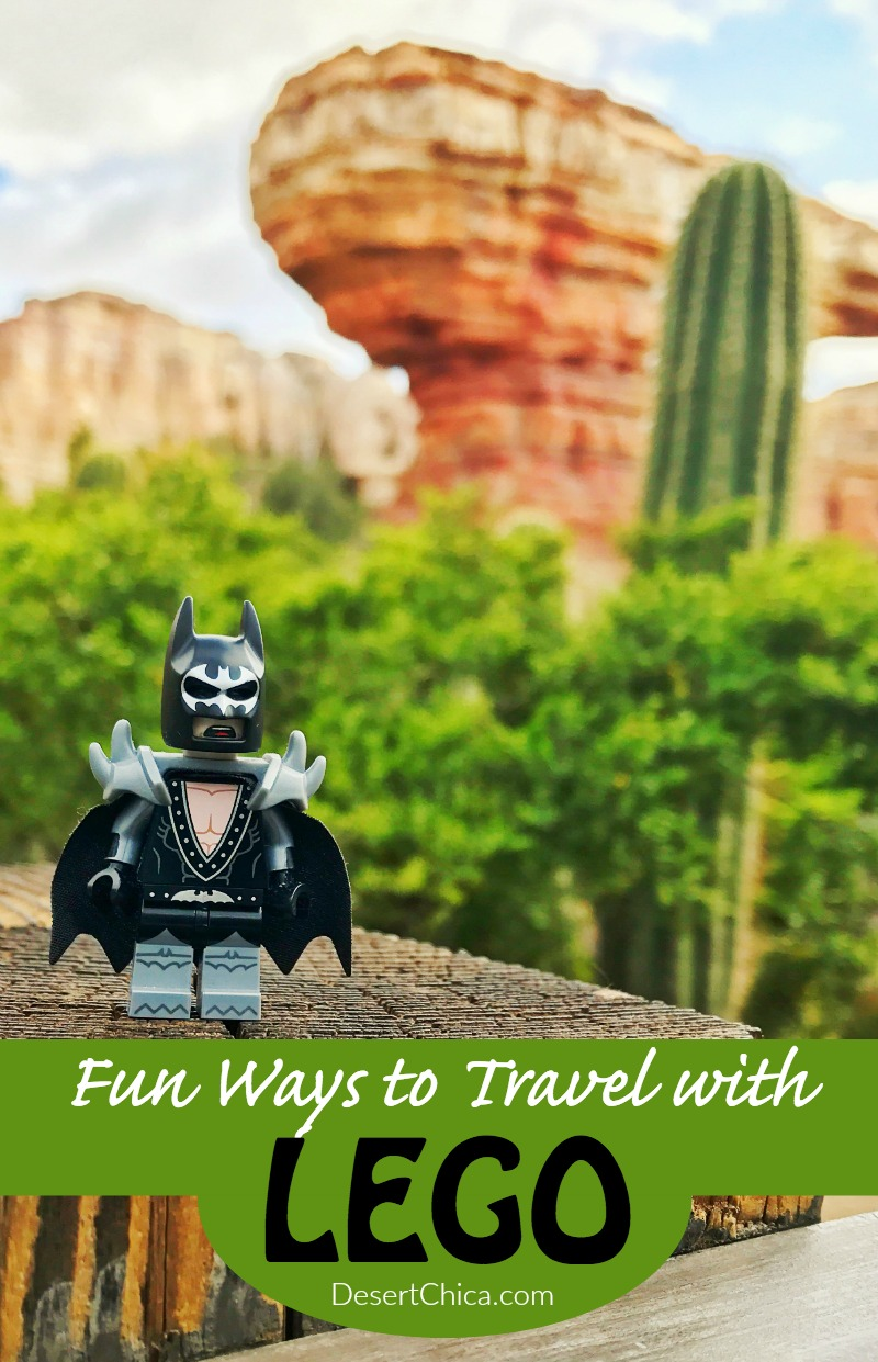 Do your kids pack LEGO bricks when you travel? They totally should. Check out these ways LEGO can add fun to your summer trips.