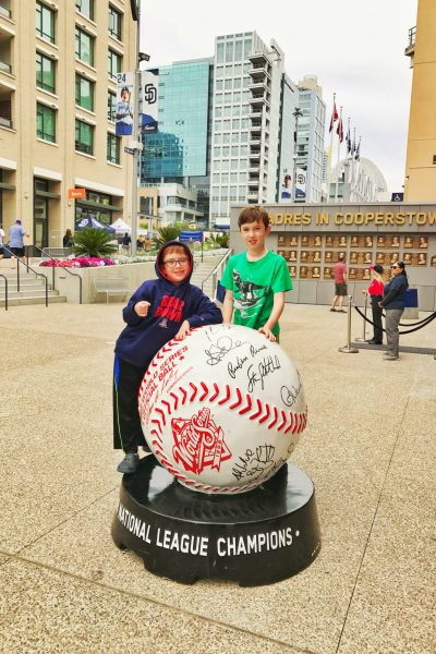 Tips to Visit Petco Park with Kids