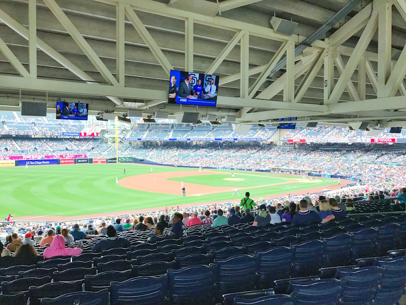 Don't miss these reasons why you should visit Petco Park with kids. Catching a Padres game is the best way to introduce your kids to major league baseball with all of its family-friendly amenities.
