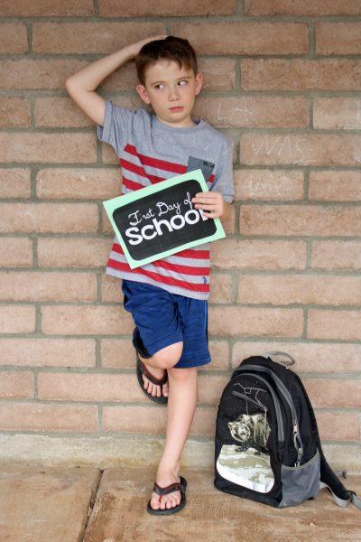 Back To School Fashion Fun