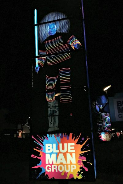 Should Kids See The Blue Man Group?