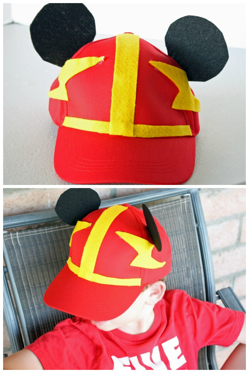 Mickey And The Roadster Racers Hat Desert Chica