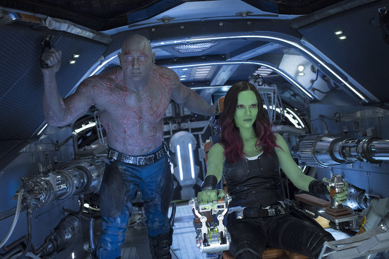 Guardians of the Galaxy Costume - Gamora and Drax