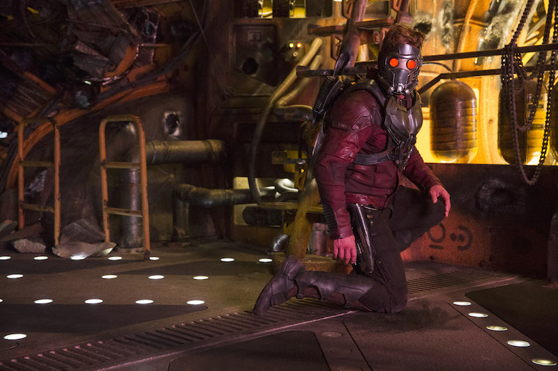 Guardians of the Galaxy Costume - star lord