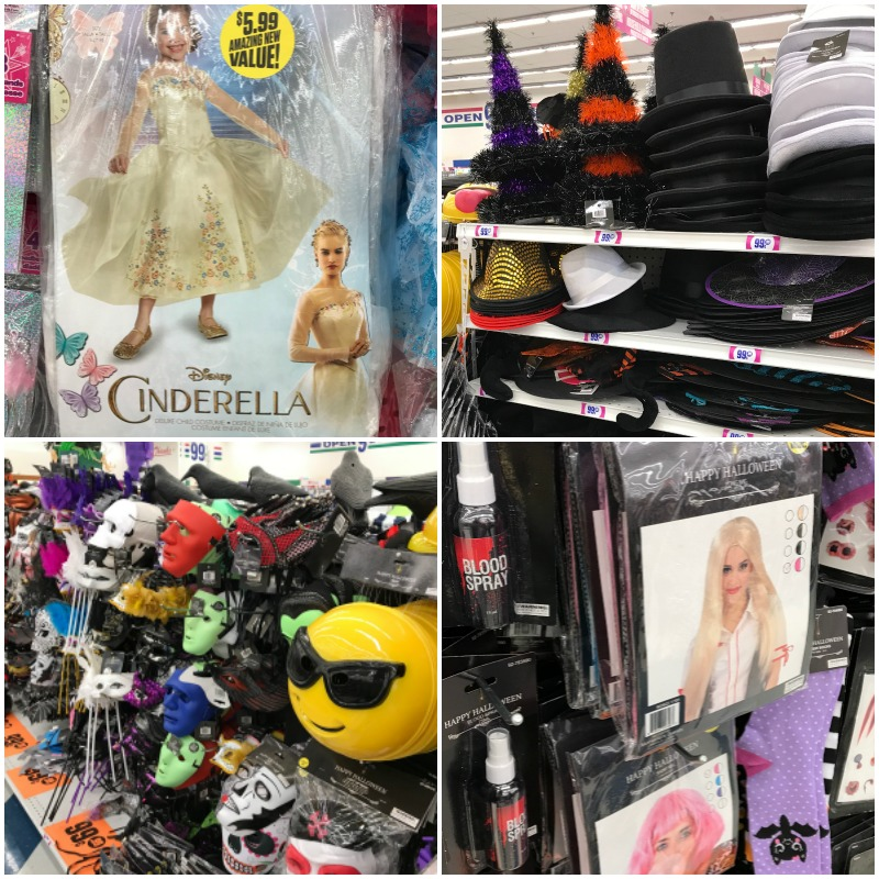I Found Plenty Of Inspiration For Halloween Costumes At My Local Store.  Right Now They Are Stocked To The Gills With Halloween Decor And Costume  Pieces.