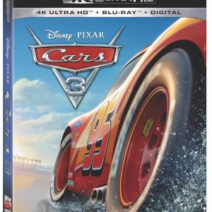 5 Fun Facts about Cars 3 | Cars 3 Bonus Features #Cars3Bluray