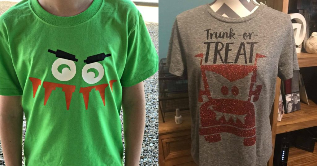 Cars Land Halloween shirts inspired by Haul-O-Ween