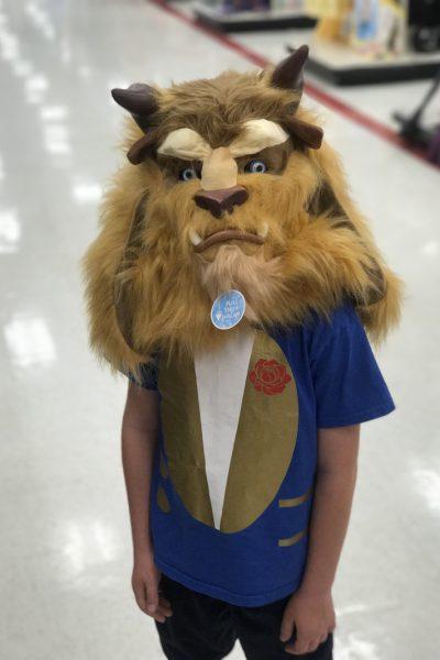 Beast Costume Shirt