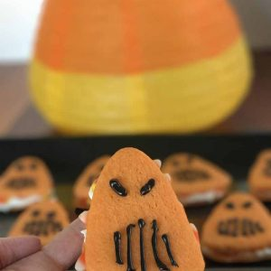 Disneyland Halloween Treats: Cars Land Haul-O-Ween Cookies