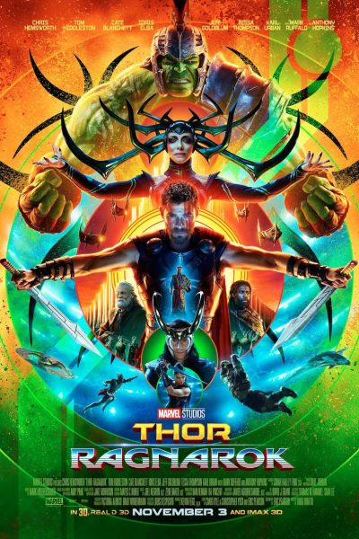 7 Reasons You  Should See Thor: Ragnarok #THORRAGNAROKEVENT