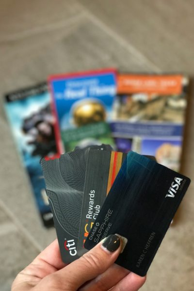 How to Travel More on less by comparing credit card rewards