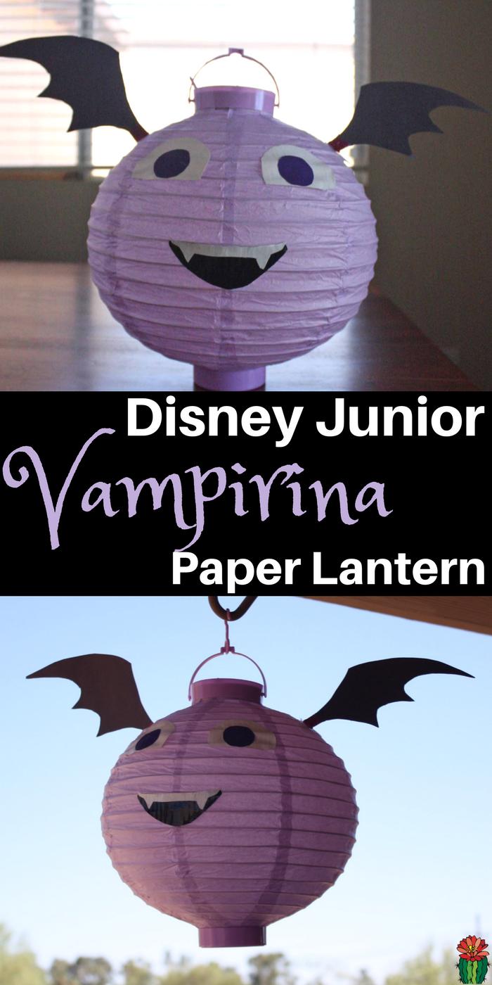 Disney Junior Vampirina Craft Desert Chica