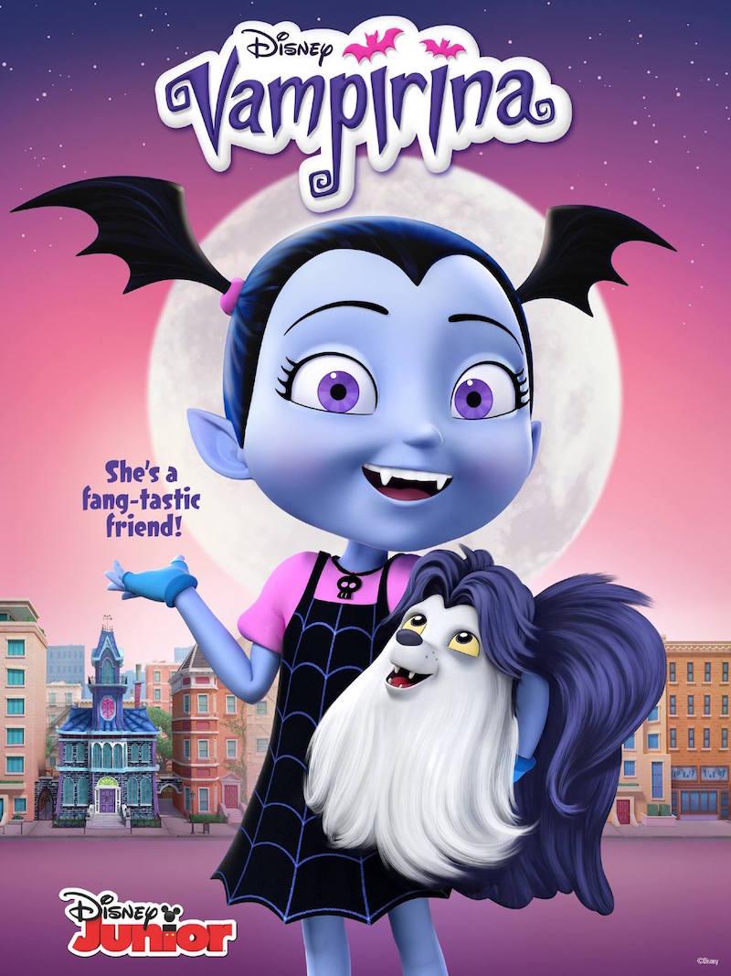 New Disney Junior Show Vampirina THOR RAGNAROK Premiere