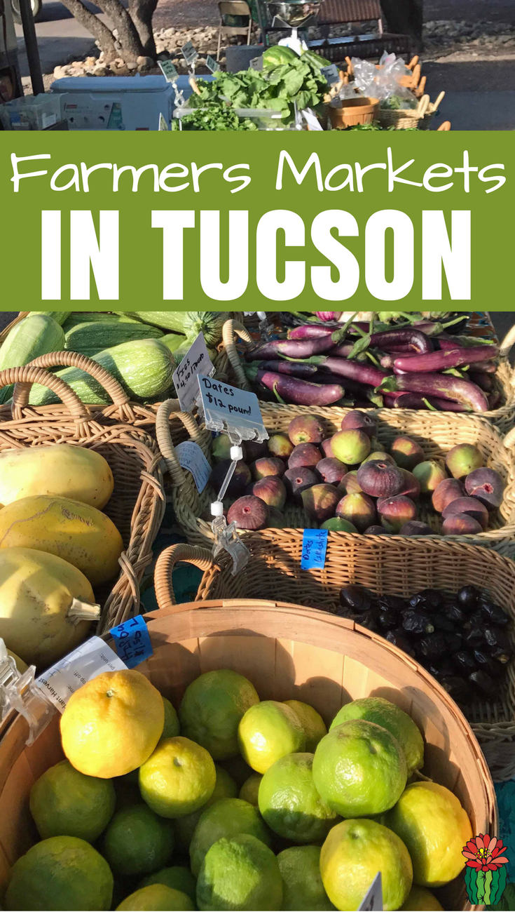 Nourishing Arizona is about eating healthier, one way to do that is shopping for local produce at Farmers Markets in Tucson.