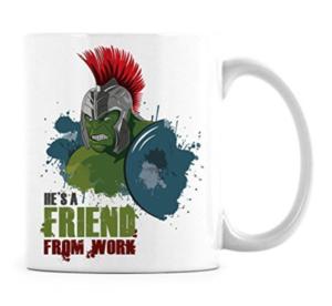 Friend from Work Coffee Mug