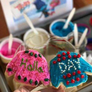 Trolls Holiday Cookies