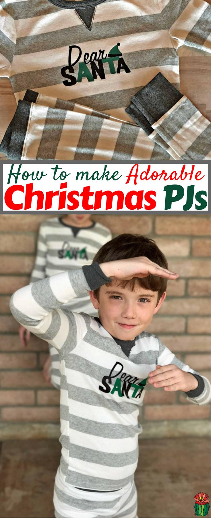 Who else loves matching Christmas jammies? Did you realize how easy it is to DIY Christmas PJs for your whole family? Come see how with the Cricut Maker!