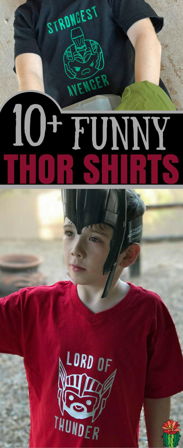Over 10 Funny Thor Shirt ideas