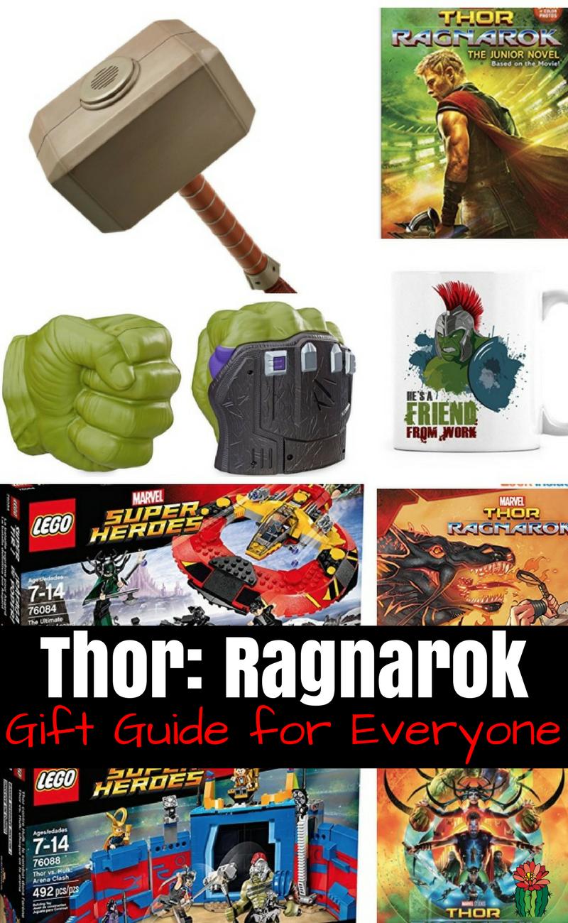 Thor Ragnarok Gift Guide for Everyone
