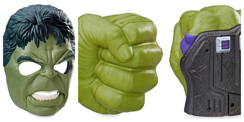 Thor Ragnarok Hulk gear