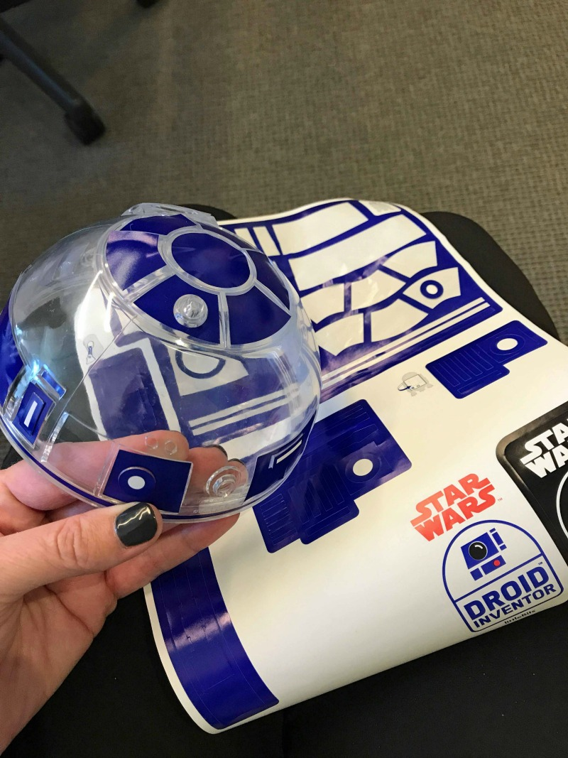 design your own droid with littlebits droid inventor kit Thor Ragnarok Event
