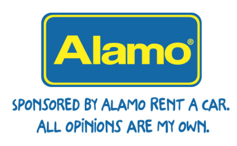 This post is sponsored by Alamo Rent a Car. All opinions are my own.