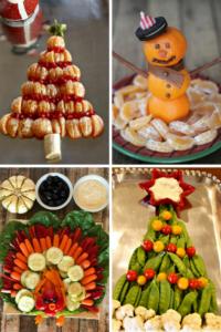 Holiday Fruit Trays | Holiday Veggie Trays