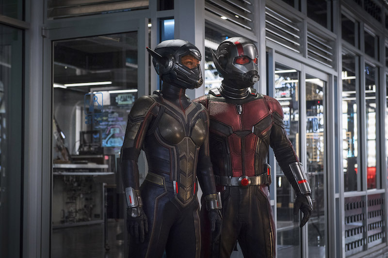 2018 Disney Movie Release Dates - Ant Man and Wasp