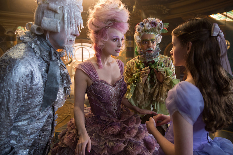 2018 Disney Movie Release Dates - The Nutcracker and the four realms