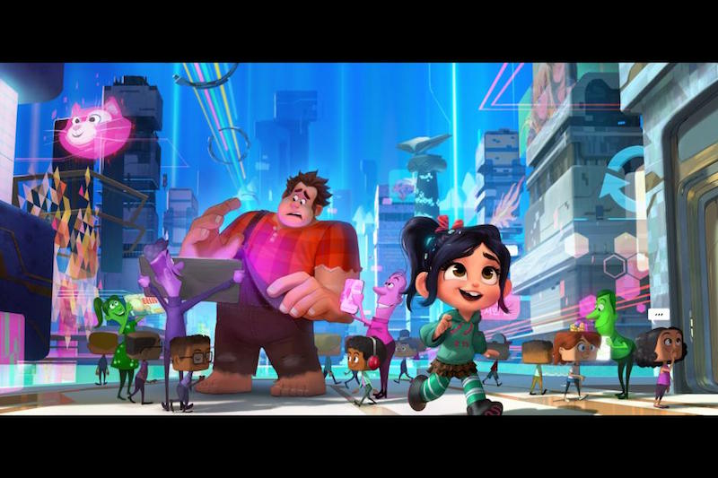 2018 Disney Movie Release Dates - Wreck it Ralph 2